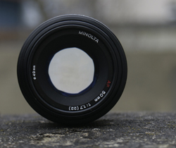 50mm Festbrennweite