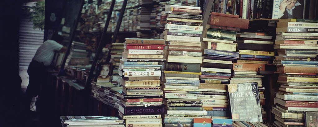 Bücher über Fotografie