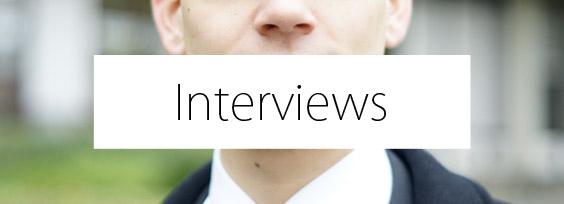 Interviews mit Fotografen