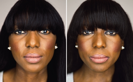 © IDENTICAL - Portraits of Twins by Martin Schoeller, Katie Parks & Sarah Parks, Born 2001, published by teNeues, www.teneues.com