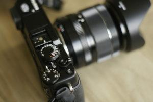 Fuji-Systemkamera