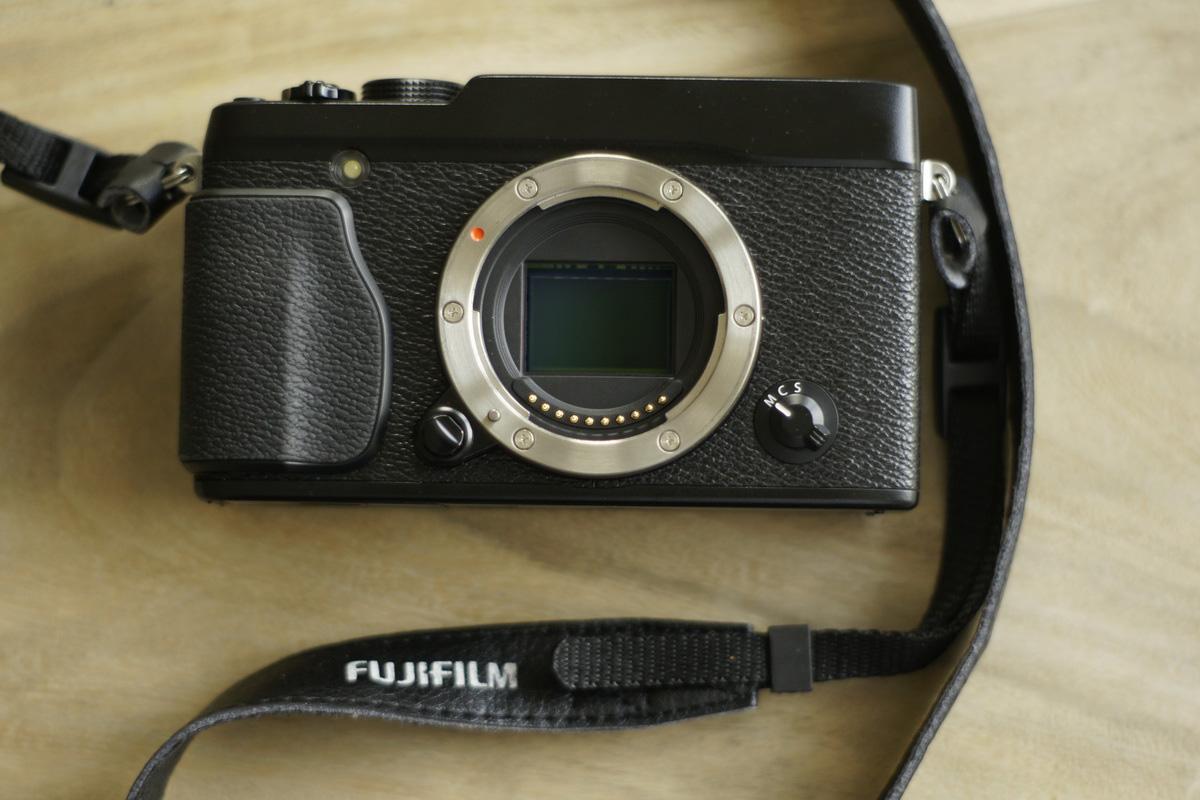 Systemkamera ohne Spiegel