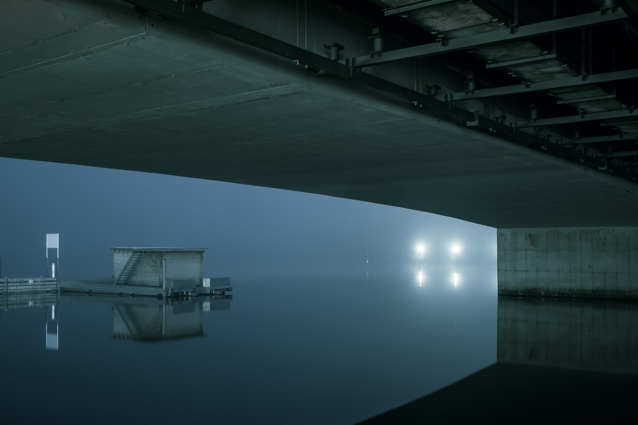 Andreas Levers - At Night Bridge
