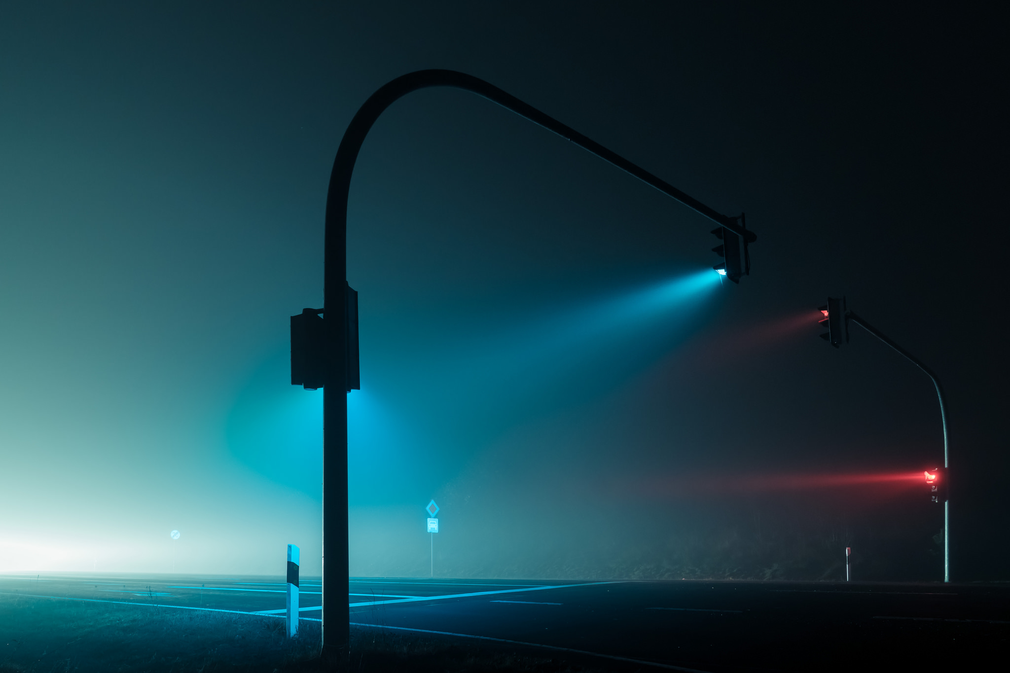 Andreas Levers - atnight traffic