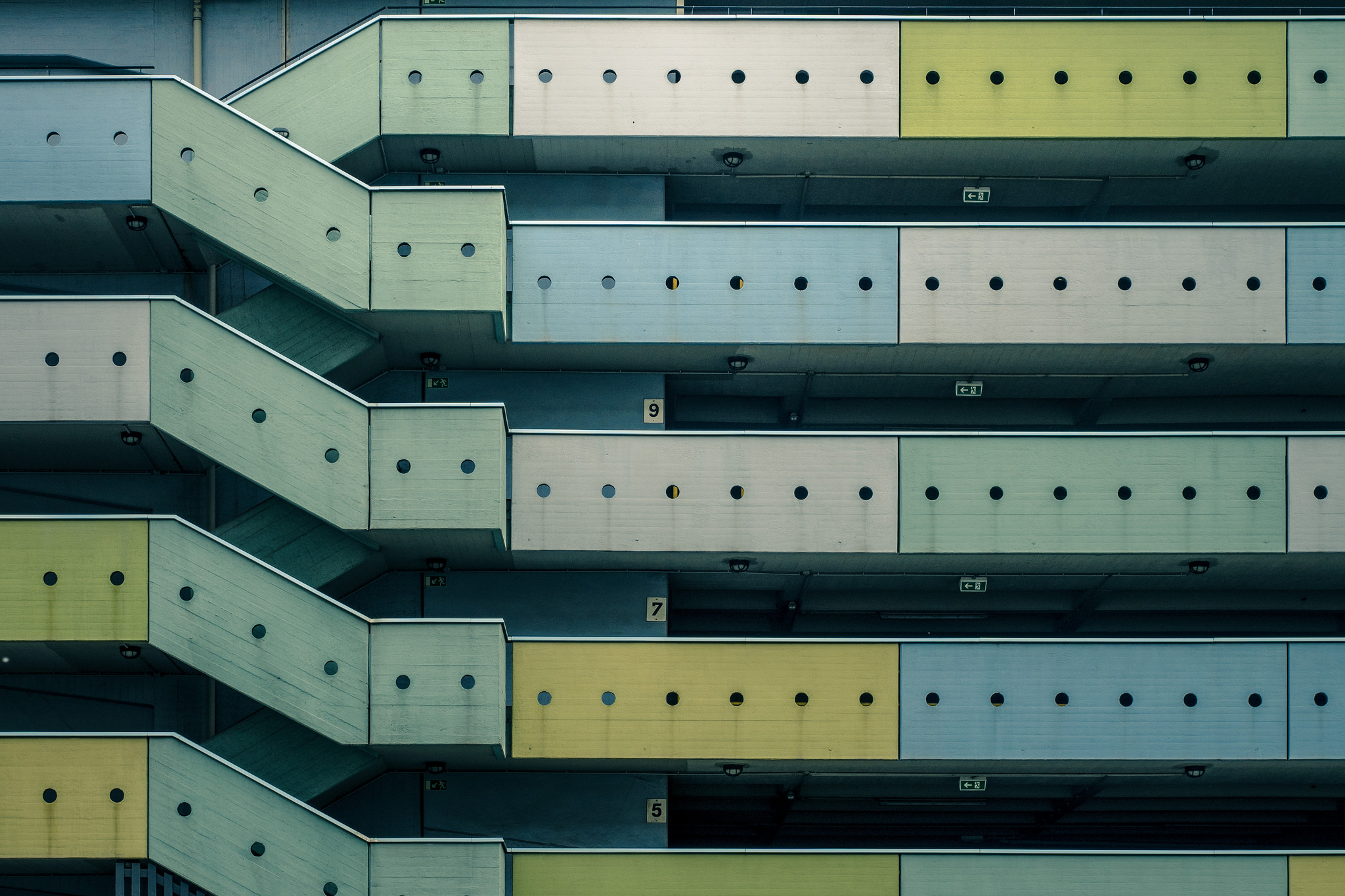 Andreas Levers - Parking Space
