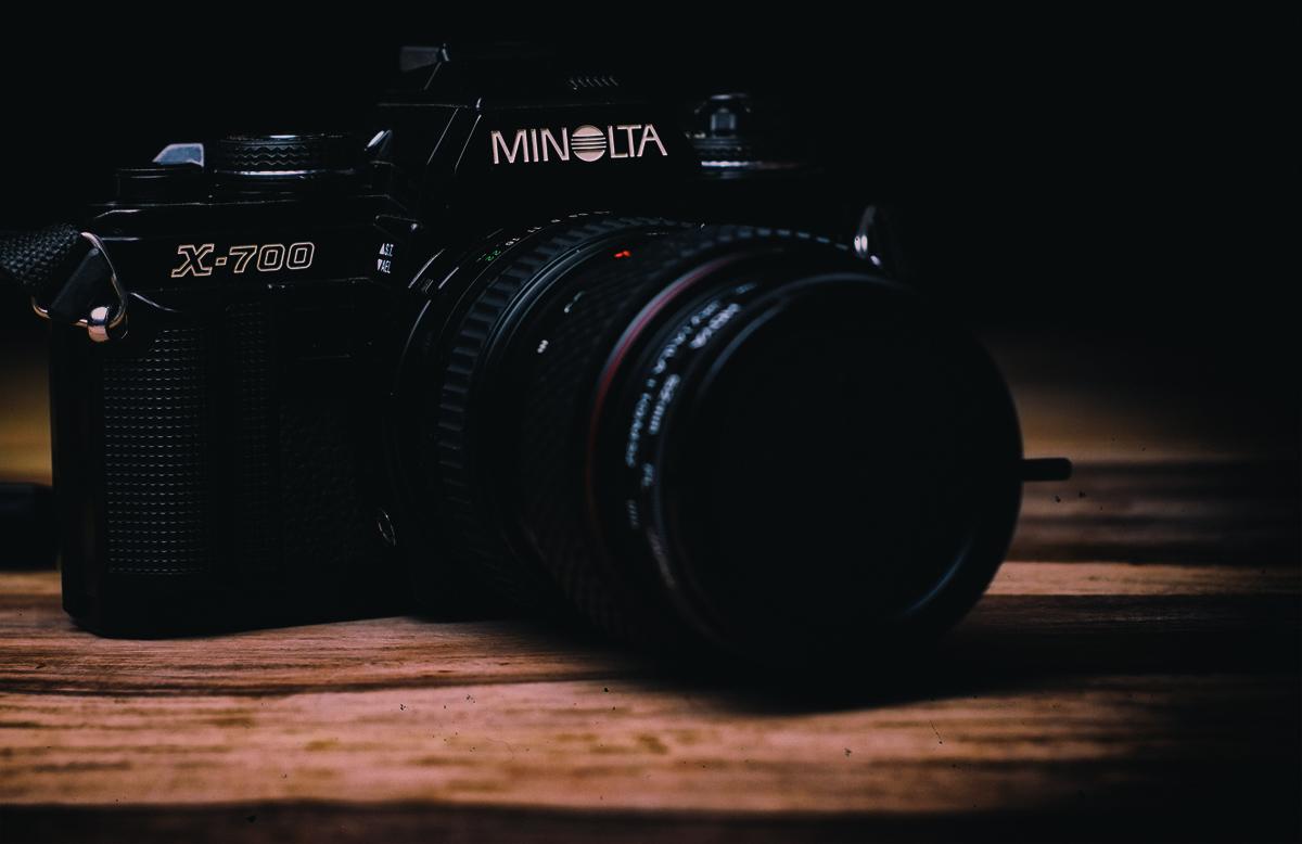 Digitalkamera Informationen - Spiegelreflex, Systemkamera, Vollformat