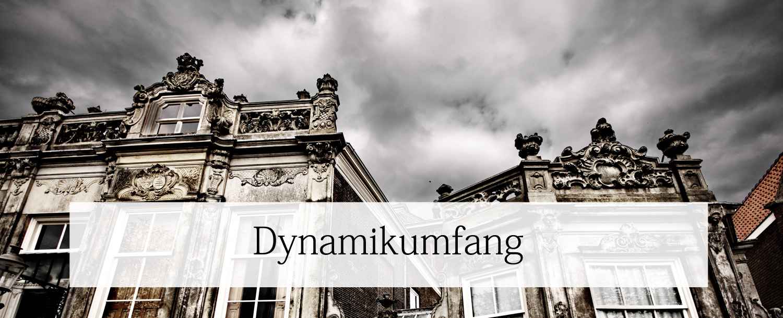 Was ist Dynamikumfang